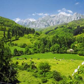 Der Nationalpark Picos de Europa in Nordspanien